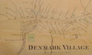 Denmark Village c1894